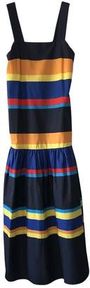 Parker Chinti & Blue Cotton Dress for Women