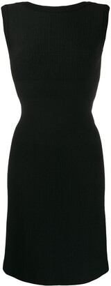 Alaïa Pre-Owned 2000 Fitted Dress