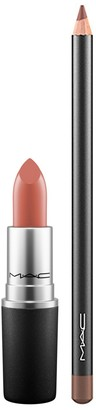 M·A·C Satin Lipstick and Lip Liner Set