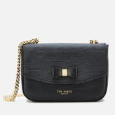 Ted Baker Women's Danieel Bow Mini Shoulder Bag - Black