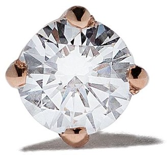 VANRYCKE 18kt rose gold diamond Valentine earring
