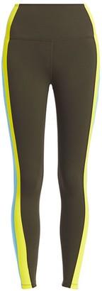 Splits59 Jaden Racing Stripe High-Waist Leggings