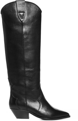 Isabel Marant Denvee Block Heel Boots