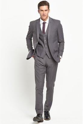 Skopes Madrid Suit Jacket - Grey