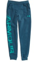 Under Armour Boy's Sportstyle Coldgear Jogger Pants