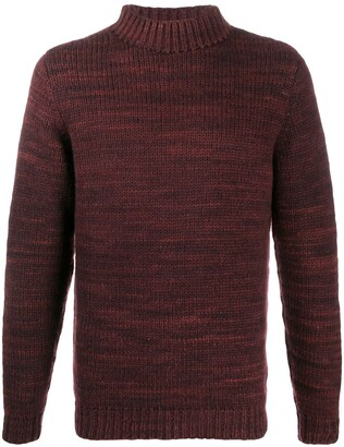 The Elder Statesman Cashmere Knit Jumper