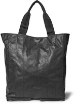 Maison Margiela Fold-Away Leather Tote Bag