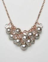 Ted Baker Galini Pearl Cluster Necklace
