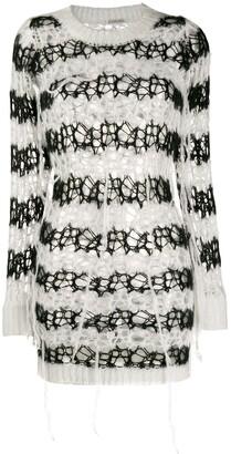 Faith Connexion Loose Knit Sweatshirt