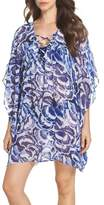 Tommy Bahama Women's Pansy Petals Tunic Cover Up