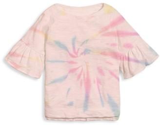 Tiny Whales Little Girl's & Girl's Gem Belle Sleeve T-Shirt