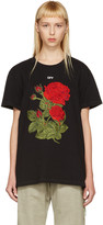 Off-White Black Rose Over T-Shirt