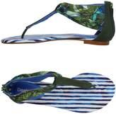 Desigual Toe strap sandals - Item 11295144