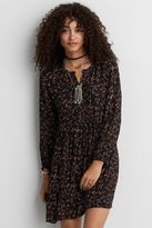American Eagle Outfitters AE Pintucked Shirtdress