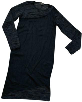 Jaeger Black Wool Dresses