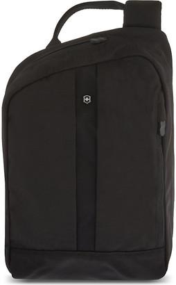 Victorinox Black Gear Sling Messenger Bag