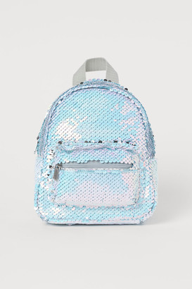 H&M Mini backpack with sequins