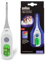 Braun Age Precision Digital Stick PRT20000 Baby Thermometer