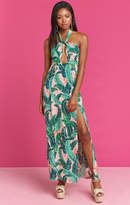 MUMU Millie Maxi Dress ~ Beverly Barbie