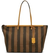 Banana Republic LUXE FINDS | Fendi Brown Pequin Tote