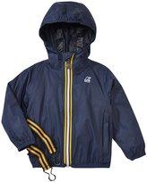 K-Way Claude Kids 3.0 Raincoat (Baby) - Navy - 18 Months