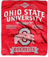 Bed Bath & Beyond Ohio State University Raschel Throw