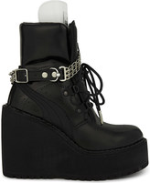 Puma Sneaker boot wedge