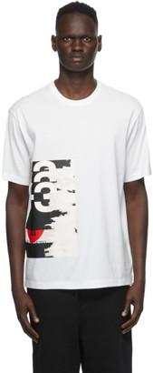 Y-3 White CH1 GFX T-Shirt