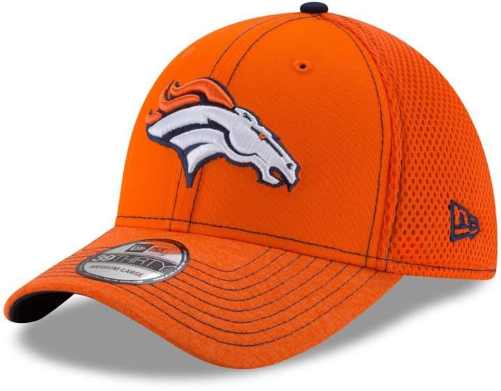 d47f3c9e Adult Denver Broncos 39THIRTY Shadow Burst Flex-Fit Cap