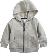 Carter's french terry hoodie - baby