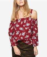 Sanctuary Cassie Off-The-Shoulder Peasant Blouse