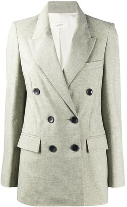 Etoile Isabel Marant Linya double-breasted blazer