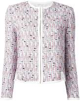 Giambattista Valli open front box jacket