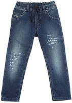 Diesel Destroyed Cotton Joggjeans