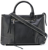 Rebecca Minkoff stitching detailing tote - women - Calf Leather - One Size