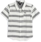 Volcom Toddler Boy's 'Camper' Stripe Shirt