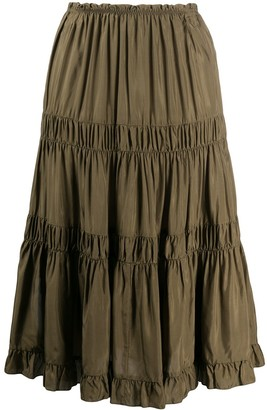 See by Chloe Tiered Skirt