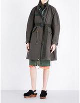 Sacai Cotton-blend jacket