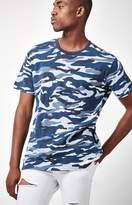 PacSun Roch Camouflage Regular T-Shirt