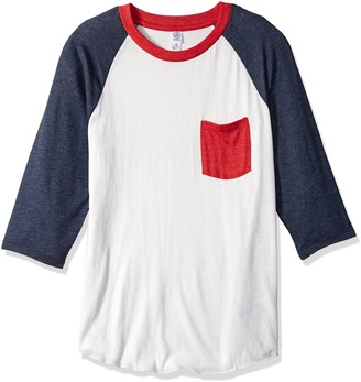 Alternative Men's Pocket Baseball TEE