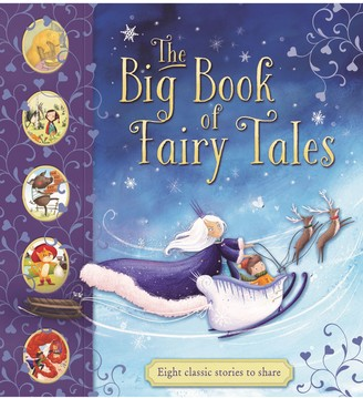 Baker & Taylor The Big Book of Fairy Tales Children's Book