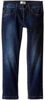 Fendi Denim Pants with Eye Patch Detail on Back Pocket Boy's Jeans
