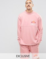 Ellesse Sweatshirt With High Neck