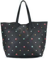 RED Valentino star stud shopper - women - Calf Leather - One Size