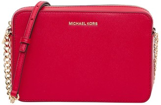 MICHAEL Michael Kors Jet Set Travel Saffiano Leather