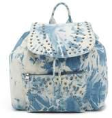 Steve Madden Vera Tie Dye Denim Backpack