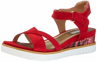 S'Oliver Women's 5-5-28700-34 Ankle Strap Sandals