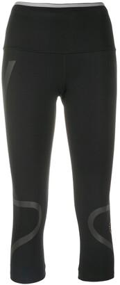 adidas by Stella McCartney Three-Quarter Length Sports Leggings