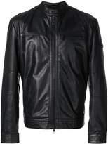 Peuterey zipped biker jacket