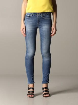 Dondup Jeans In Used Denim